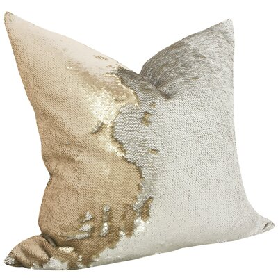 Revathi Sequin Throw Pillow