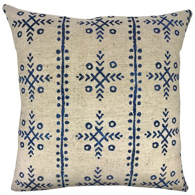 Mud Cloth Batik Throw Pillow