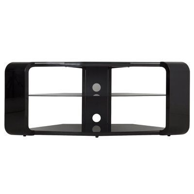 46 TV Stand Color: Black