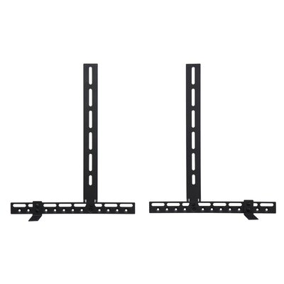 Universal Soundbar Wall Mount for Flat Panel Screens