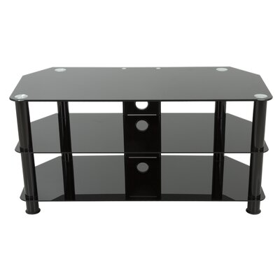 39 TV Stand Color: Black