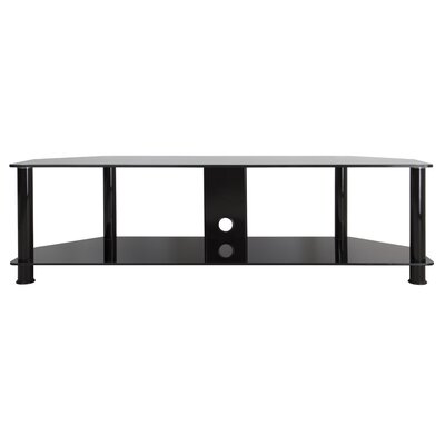 55 TV Stand Color: Black