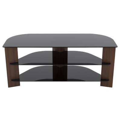 Varano 43 TV Stand Color: Walnut
