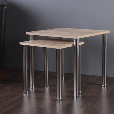 Adelinna 2 Piece Nesting Tables