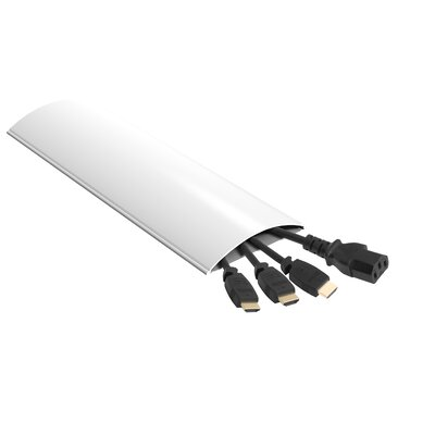 Unimax Cable Management in White