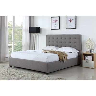 Genova Queen Upholstered Platform Bed