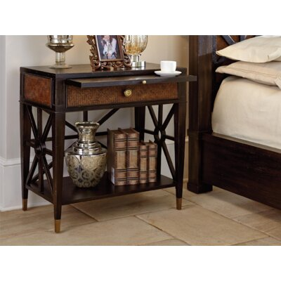 Hollywood 1 Drawer Nightstand