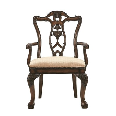 Ball and Claw Arm Chair