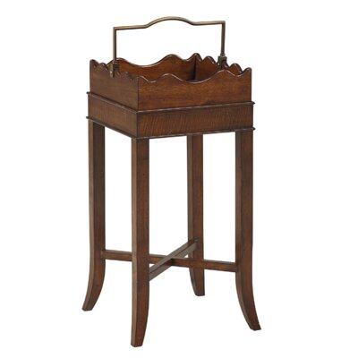 Timeless Butlers Serving End Table