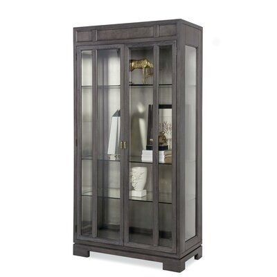 Pavillion Display Curio Cabinet