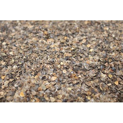 Organic Buckwheat Hulls Replacement Fill Size: 750 lbs