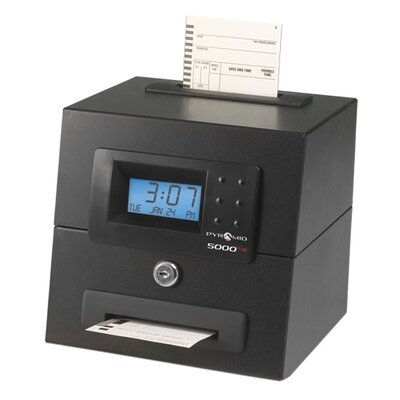 5000+HD Heavy Duty Auto Totaling Time Clock