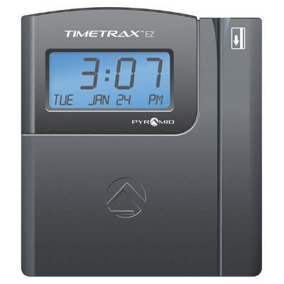 Time Trax TTEZ Automated Swipe Card Time Clock System (Ethernet)