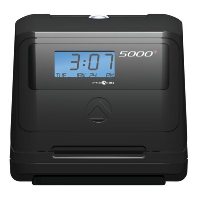 5000+ Auto Totaling Time Clock