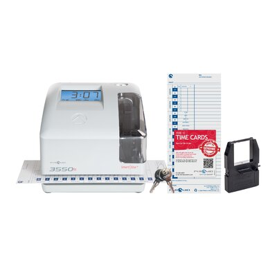 Smartsite Time Clock and Document Stamp