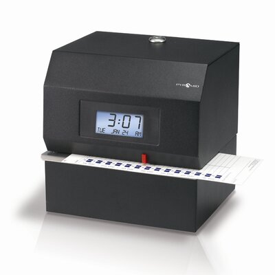 3700 Heavy Duty Time Clock and Document Stamp