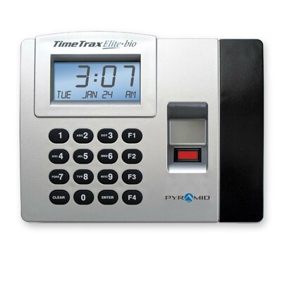 TimeTrax Elite Biometric Time Clock System