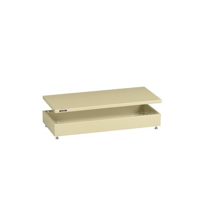 Legal Size Stackable Filing System, Base & Top Color: Sand, Size / Levellers: 36 / With Levellers