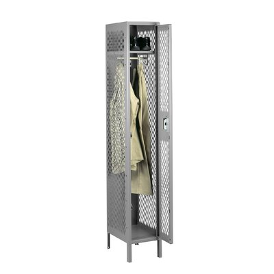 2 Tier 1 Wide Gym and Locker Room Locker VSL-121872-1-MG
