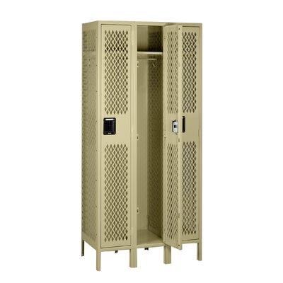 1 Tier 3 Wide Gym and Locker Room Locker VSL-121872-3-LG