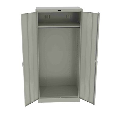 Armoire Doors: Standard, Color: Light Grey