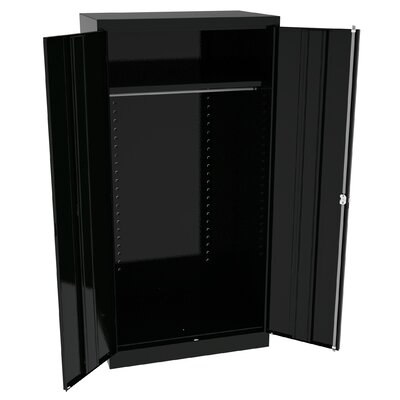 Armoire Color: Black
