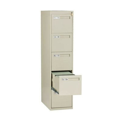 Vertical Letter File Cabinet Product Image 2471