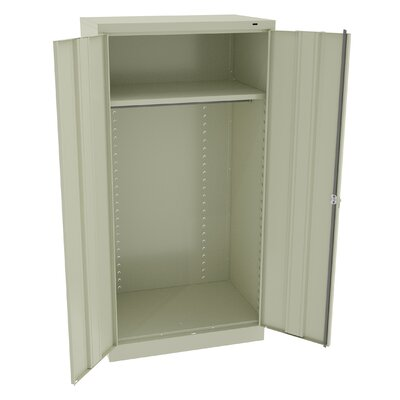 Armoire Color: Champagne Putty