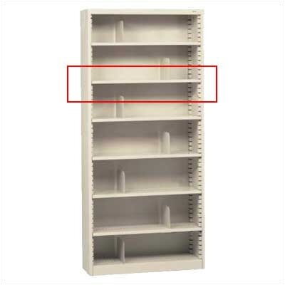 Extra Deep Shelf for KD Units Color: Champagne Putty