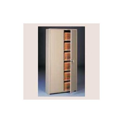 Hinged Doors for Imperial Filing Cabinets Size: 36 x 88, Color: Sand