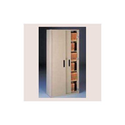 Sliding Doors for Imperial Filing Cabinet Size: 36 x 76, Color: Sand