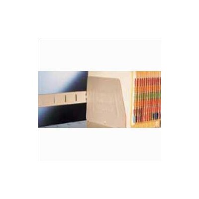 Extra Divider for Fixed File Units (Set of 5) Color: Sand