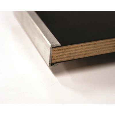 Standard Series Gathering Table Edge: Channel Aluminum Edge (CAE)