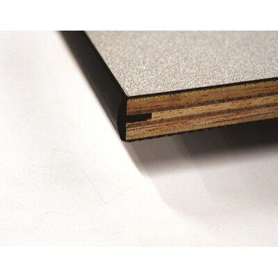 Standard Series Gathering Table Edge: Vinyl Flush Edge (VFE)