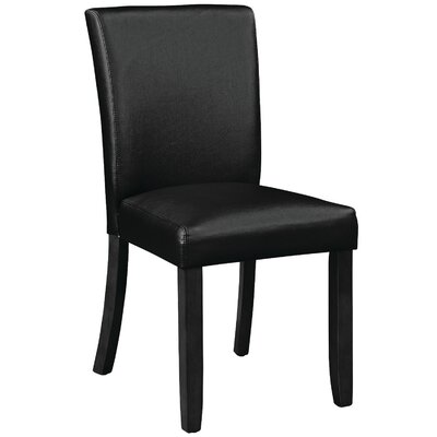 Parson Chair Finish: Black