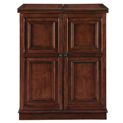 Bar Cabinet Color: Chestnut
