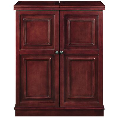 Bar Cabinet Color: English Tudor
