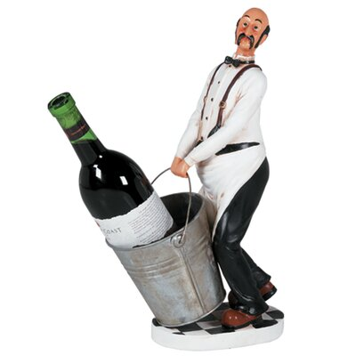Butler 1 Bottle Tabletop Wine Rack