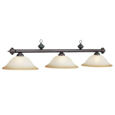 3-Light Billiard Light