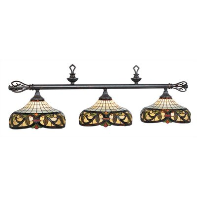 Harmony 3-Light Billiards Light