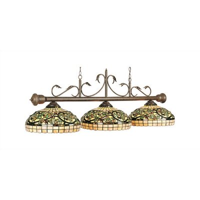 Sonoma 3-Light Billiards Light