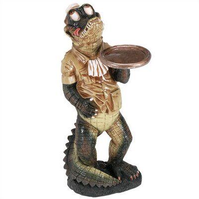 Gator Waiter Character Table