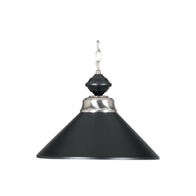 Harpersfield 1-Light Billiards Light