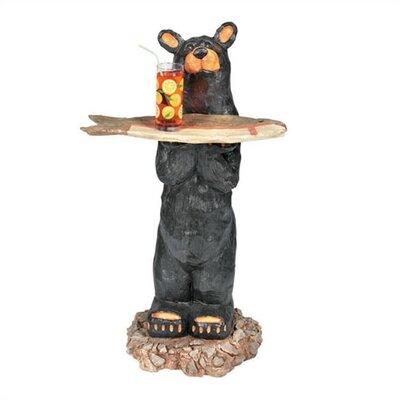 Bear Waiter Outdoor Table