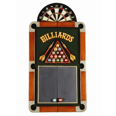RAM Gameroom Billiards Dartboard Cabinet at Sears.com
