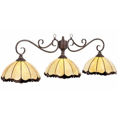 Seville 3-Light Billiard Light