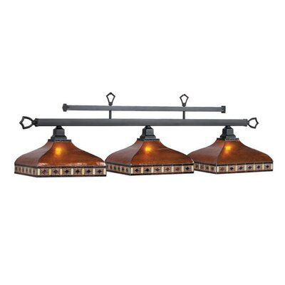 Tahoe 3-Light Billiards Light