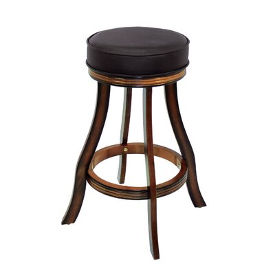 30 Swivel Bar Stool Frame Finish: Chestnut