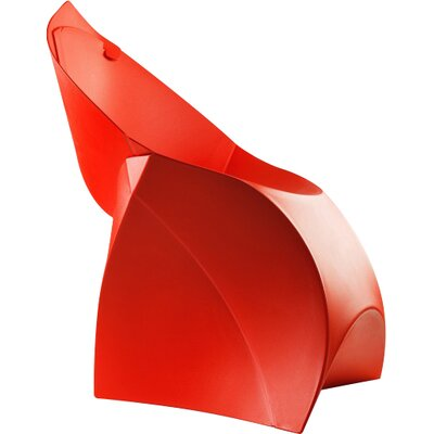 Balloon Chair Color: Classic Red