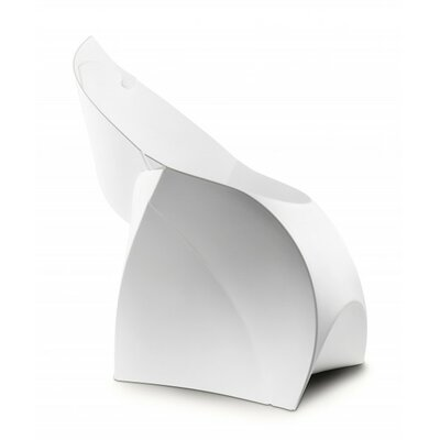 Flux Youth Chair Finish: Pure White